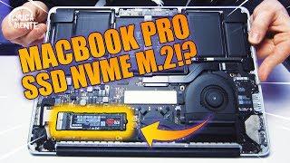 COME CAMBIARE SSD M.2 MACBOOK PRO INIZIO 2015!  w/ WINDOWS 10 A 10€