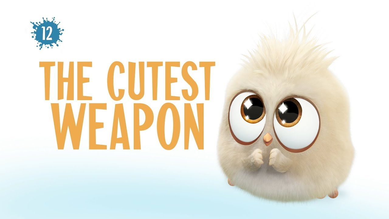 Angry Birds Blues | The Cutest Weapon - S1 Ep12
