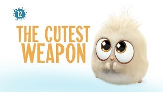Angry Birds Blues | The Cutest Weapon - S1 Ep12 #NEW