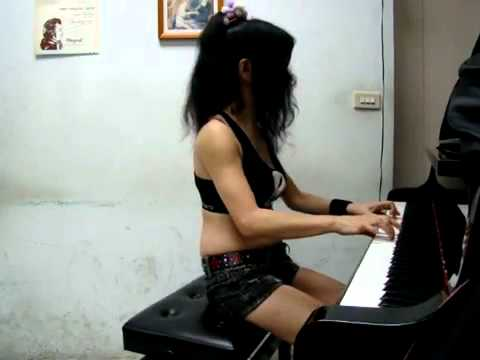 Cuckoo Waltz (Ken Griffin) Piano