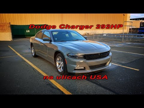 Wizard OnBoard - Dodge Charger 292HP na ulicach USA