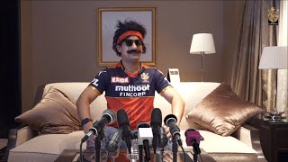 RCB Insider: Parody Press Conference with Mr. Nags