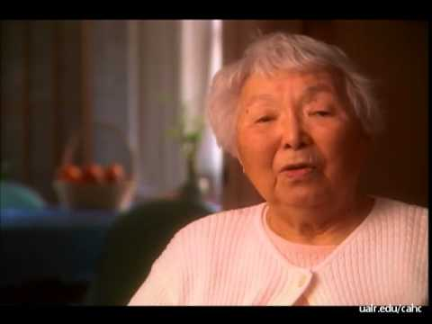 Interview with Lily Yamamoto, internee at Rohwer Relocation Center