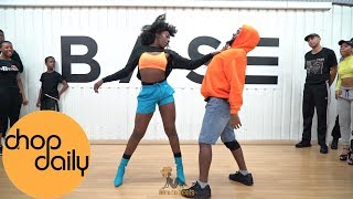 Olakira - Come N Do (Afro In Heels Dance Video) | Patience J Choreography | Chop Daily