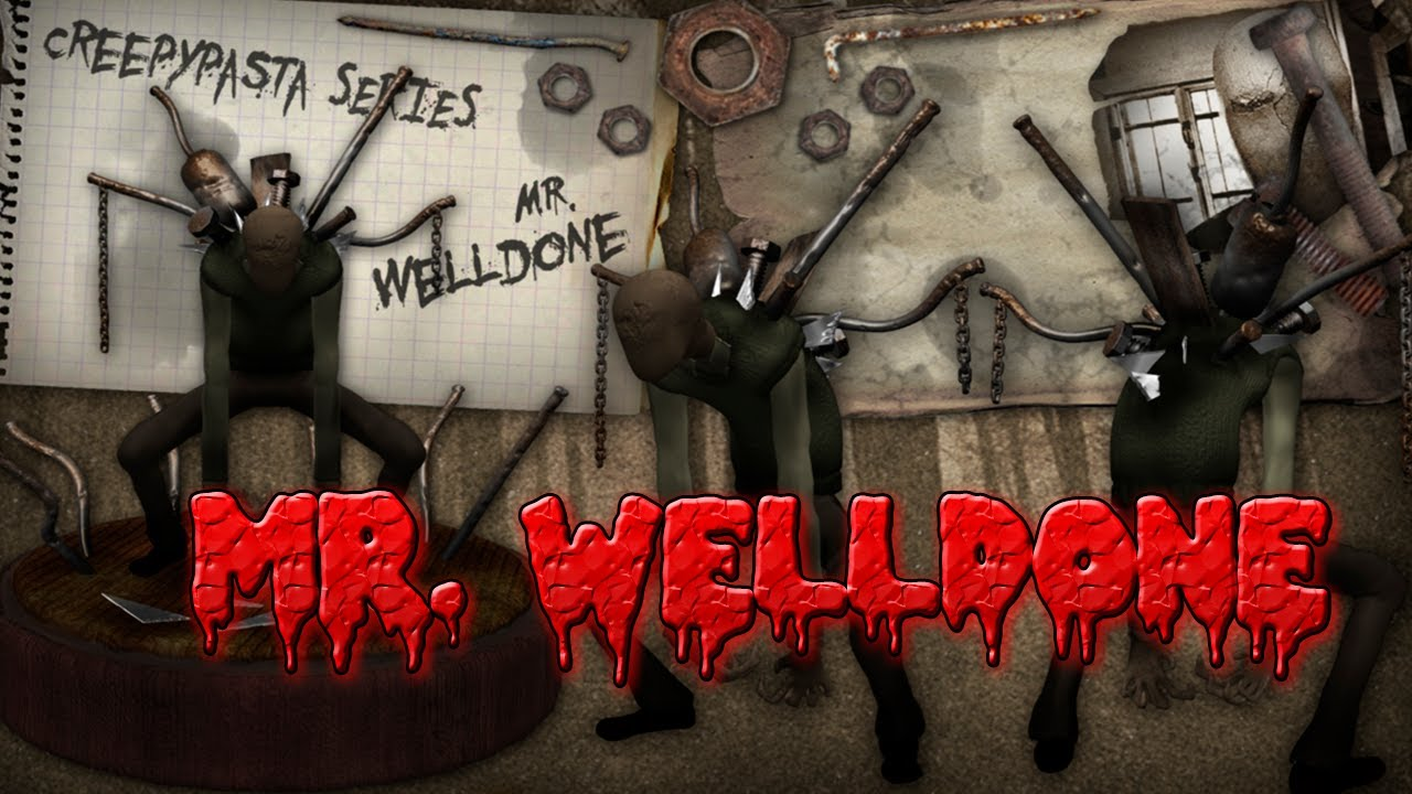 Creepypasta The Diary Of Mr. Welldone (El Diario del Sr ...