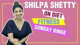 Shilpa Shetty Diet