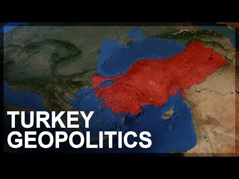 Geopolitics of Turkey in Europe
