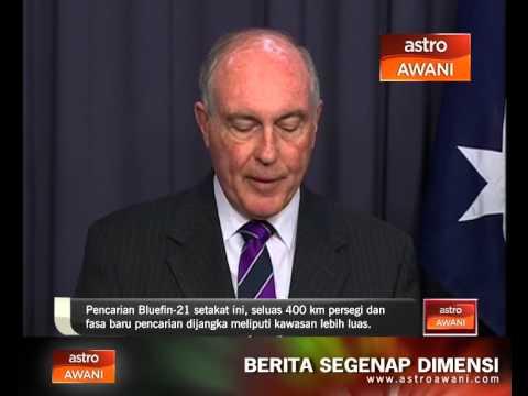 Bluefin 21 akan digunakan sebulan lagi mencari MH370