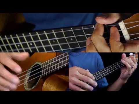 How To Play Fake Plastic Trees by Radiohead on Ukulele | Uke Chords ...