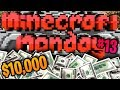 Minecraft Monday $10000 YouTuber Tournament #13