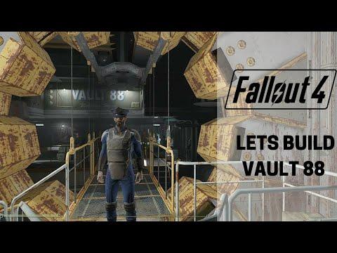 Fallout 4: Lets Build a Vault