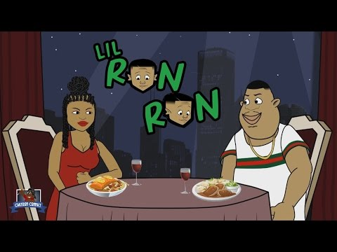 LIL RON RON MAMA AND DADDY GO ON A DATE!