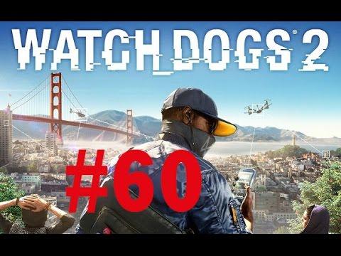 Watch Dogs 2 60 Lästige Bullen - [ Deutsch | Gameplay | Lets Play ]