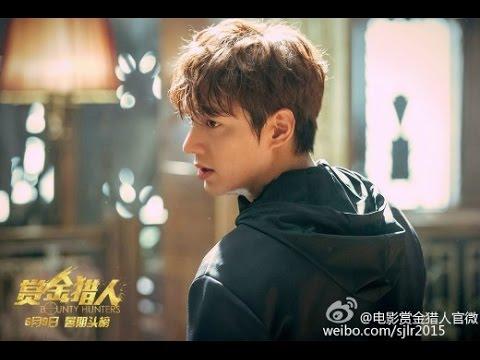 """Phim Lee Min Ho """" Bounty Hunters - Thợ Săn Tiền Thưởng """" Official Trailer  (2016)"""