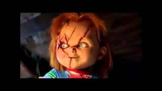 ปฏิกิริยาของชัคกี้ที่มีต่อตุ๊กตาลูกเทพ (ซับไทย กด CC) - Chucky's response to Thailand's spirit dolls