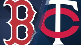 Betts, Porcello lead Sox in 9-2 victory: 6/21/18