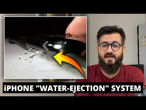 iPhones Water Ejection Technology like Apple Watch - Patent Suggests | Latest Tech News