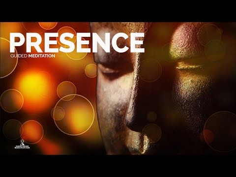 Guided Meditation to VISUALISE and EXPERIENCE PRESENCE in EVERY DAY LIVING