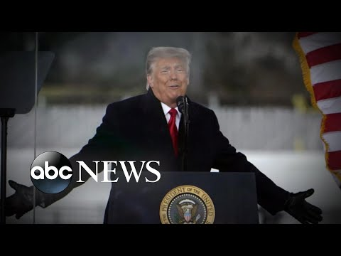 Former President Trump to face historic …