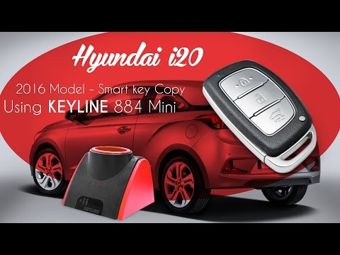 Hyundai i20 Elite Smart Key Copy