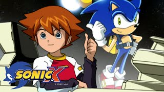 [OFFICIAL] SONIC X Ep59 - Galactic Gumshoes