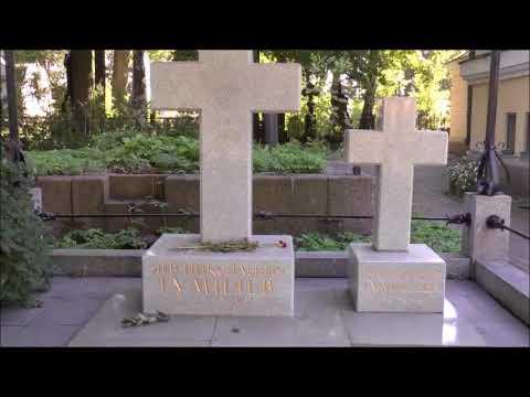 Смотреть Алкесандро Невская Лавра Никольское кладбище от Елены Крыловой онлайн