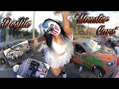 Desfile Monster Car L Carros Enlodados Azcapotzalco L Cosmo