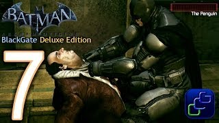 BATMAN: Arkham Origins BlackGate Deluxe Edition Walkthrough - Part 7 - Lighthouse Penguin Battle
