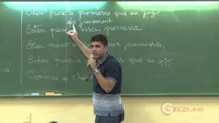 Aulão Grátis - Crase com o Prof. Fabrício Dutra