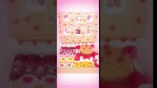 Caixa Surpresa dos Namorados 🍦❤🎂