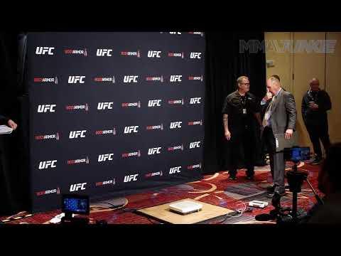 UFC 244 official weigh-ins