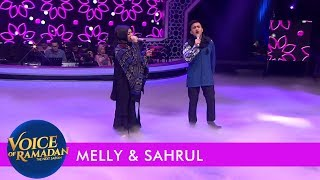 Download Mp3 Ketika Cinta Bertasbih  Melly G. & Deden S  - Melly & Sahrul | Episode 8
