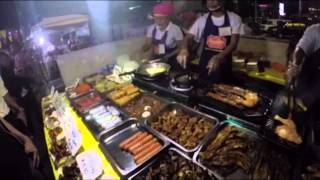 Street food from around the World (Manila, Philippines)