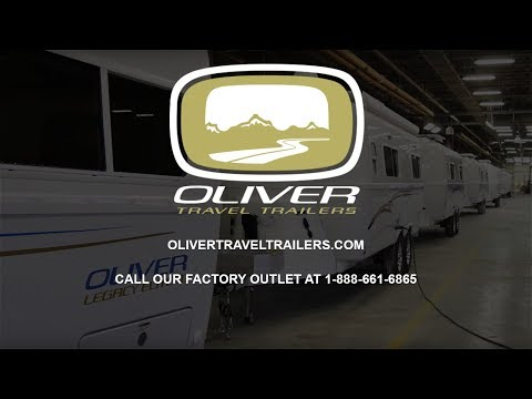 Oliver | Luxury Fiberglass Travel Trailers, Campers & RVs