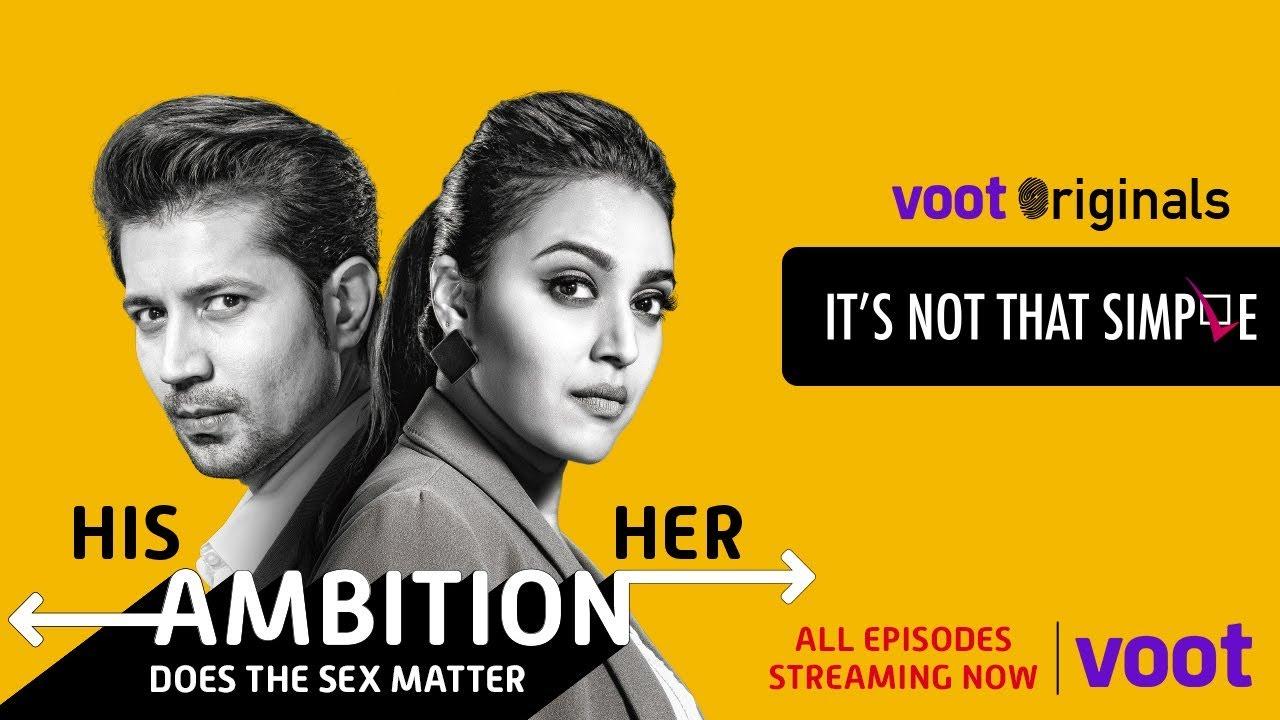 It's Not That Simple - A Voot Original | Swara Bhaskar & Sumeet Vyas