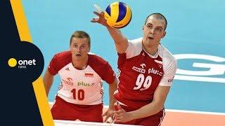 Polscy siatkarze walczą o awans do turnieju Finałowego Ligi Narodów | #OnetRanoSport