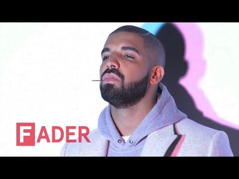 Drake - FADER 100 Cover Shoot
