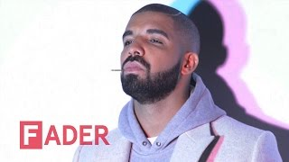 Drake - FADER Cover Shoot