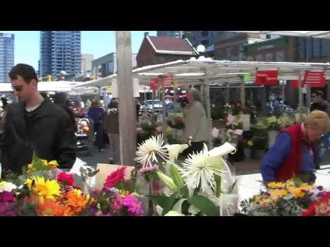 Byward Market Walkabout Ottawa