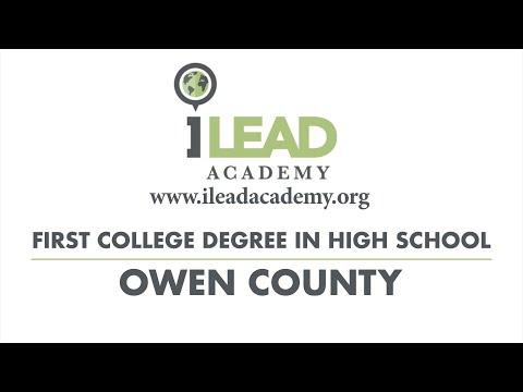 iLEAD Academy Through the Eyes of Owen Co Students