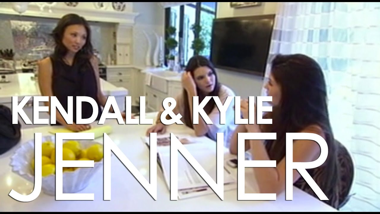 Million Dollar Closets Kendall And Kylie Jenner