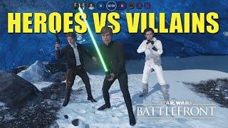Star Wars Battlefront - Heroes Vs Villains Guide