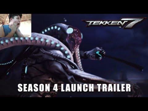 !!!MY NEW WAIFU!!! Tekken 7 Season 4 Pass Trailer 2 Reaction |