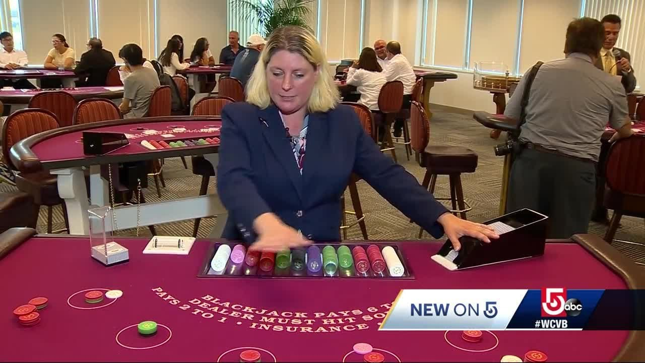 Working In A Casino