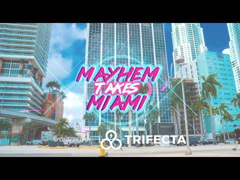 Mayhem Takes Miami // WZA: The Day Before