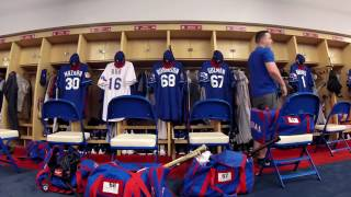 What it takes to keep the Rangers clubhouse running during spring training