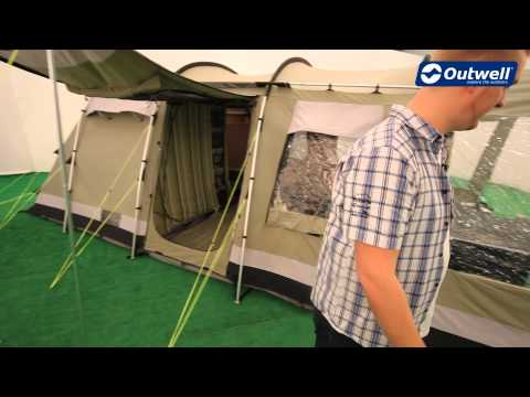 outwell tent wolf lake 7 doovi. Black Bedroom Furniture Sets. Home Design Ideas