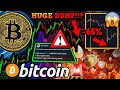 WHAT JUST HAPPENED TO BITCOIN????!!!!!!!!!!! - YouTube