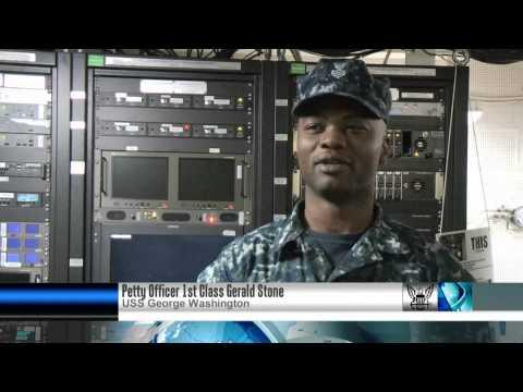 U.S Navy Interior Communications Electrician Career Path