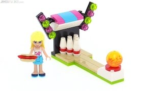 LEGO Friends Bowling Alley polybag review! 30399